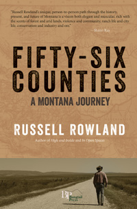 Book cover for 56counties
