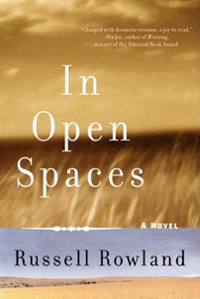 cover for the novel Open Spaces