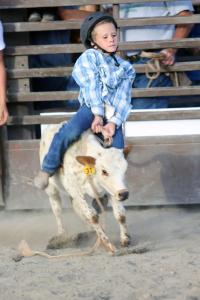 Calf-Riding